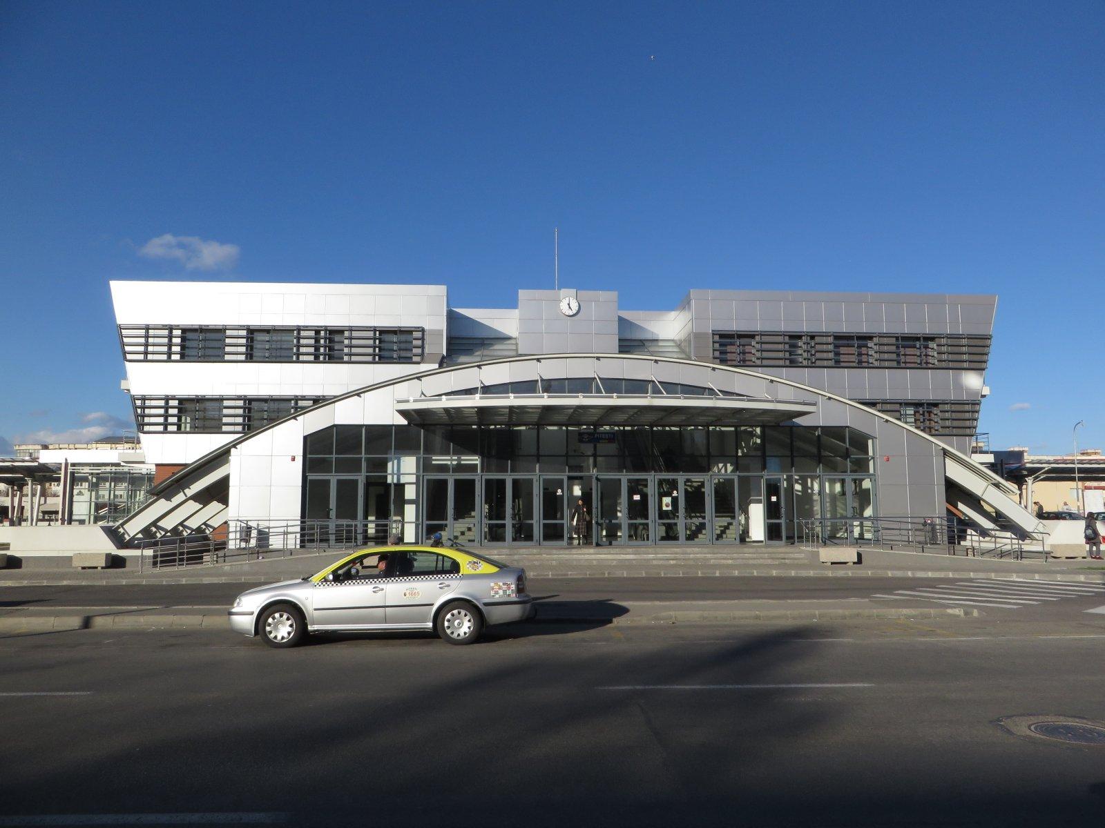 Gara Piteşti nouă - 2